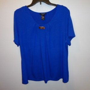 Women's Notations Top Size 2X